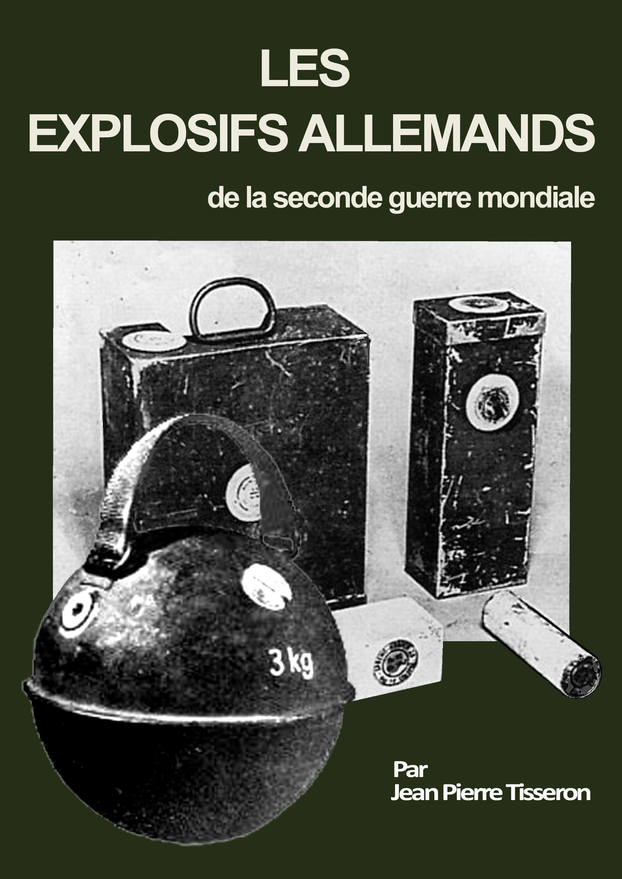 Les explosifs allemands de la seconde guerre mondiale