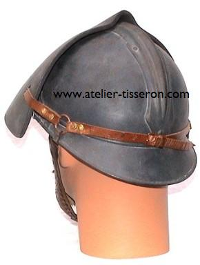 renfort mobile de casque Adrian 1916