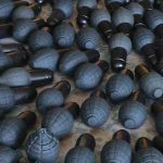 Des grenades pour le parc du puy du fou