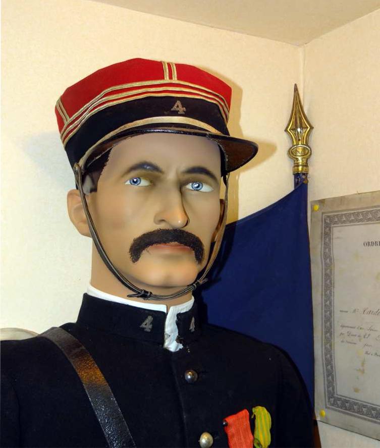 Capitaine Hardouin réalisé par JP Tisseron
