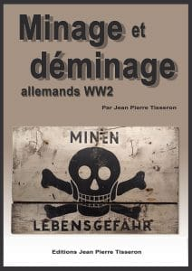 Minage et déminage allemands WW2