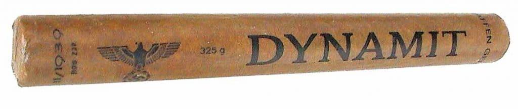 Bâton de Dynamit allemand