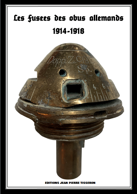 Les fusées des obus allemands 1914-1918