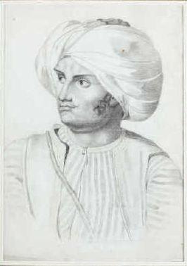mamelouk de Napoléon 1er Etienne St-Denis